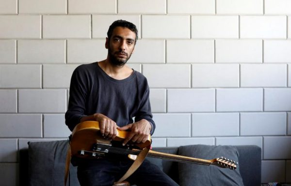 Israeli musician with Iraqi roots finds fans from Tel Aviv to Baghdad
