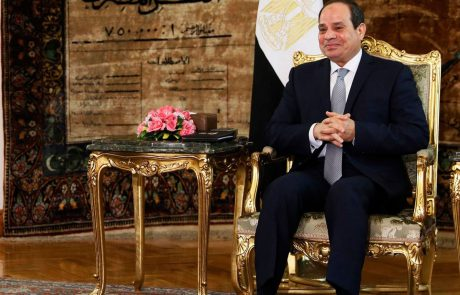 Egypt's president says he will provide synagogues if a Jewish community re-emerges there