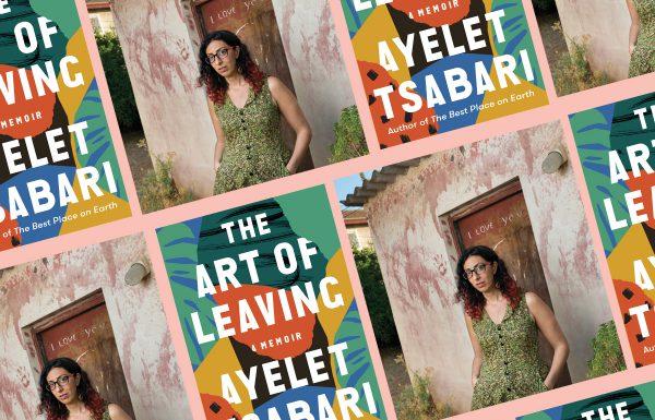 Israeli writer Ayelet Tsabari on being a literal wandering Jew