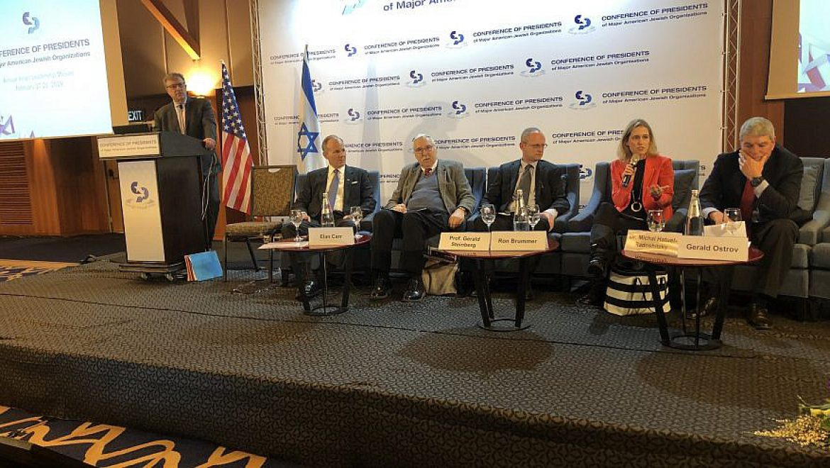 New US envoy on anti-Semitism: No distinction between anti-Zionism and anti-Semitism