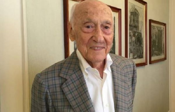 Greek-Born Jewish Entrepreneur Joseph Nissim Dies At 100